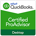 QuickBook Pro Advisor Badge