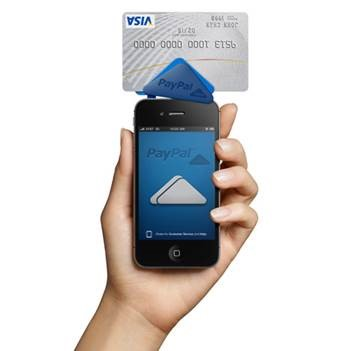 Included in the PayPal Payments Pro is PayPal HERE