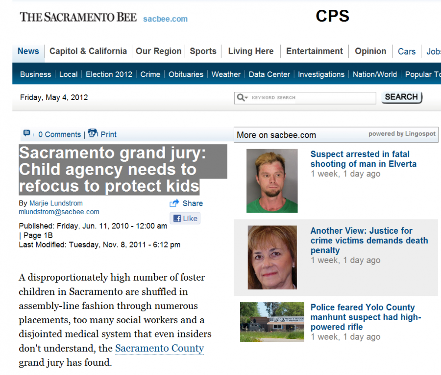 Blog - Fight Child Protective Services