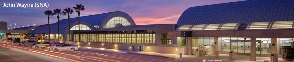 John Wayne (SNA) Airport Building