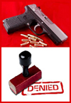 surrender weapons