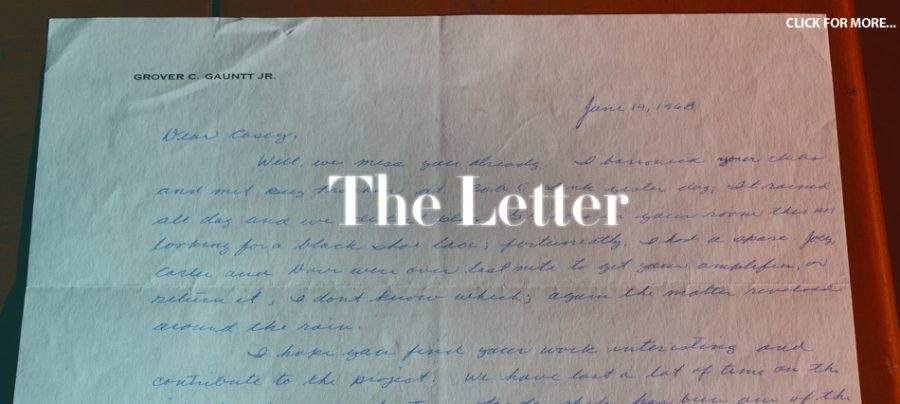 The Letter-The Story