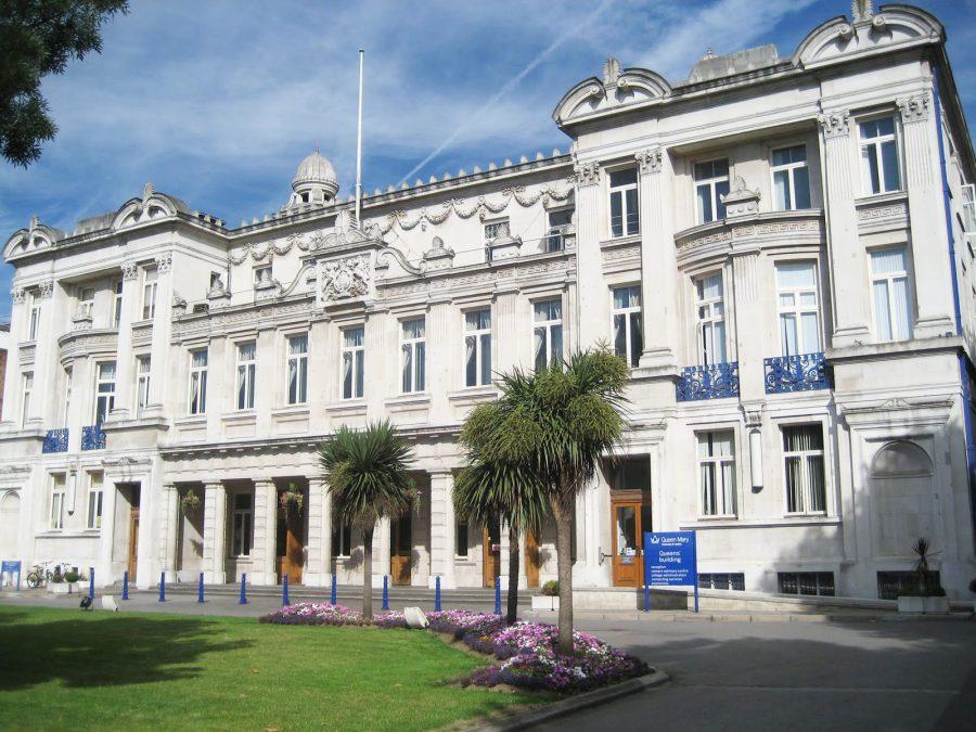 Queen Mary School in London