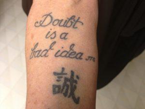 Marinee Payne Tattoo
