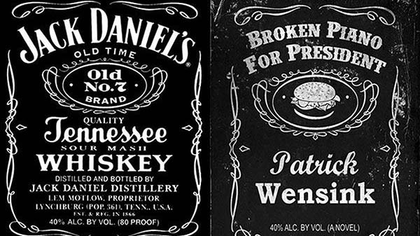 Jack Daniels Trademark Law Case