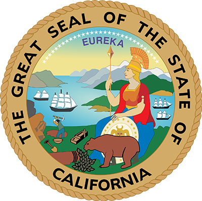 Image of the Seal of California