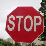 Rolling Stop Penalty