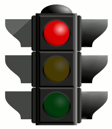 Image of a Stoplight