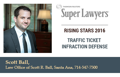 super-lawyer Law Office of Scott R. Ball