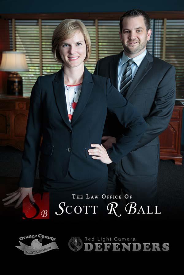 Scott Ball and Vanessa Wagner